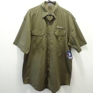 Men's Reel Legends XL Button Down Fishing Shirt